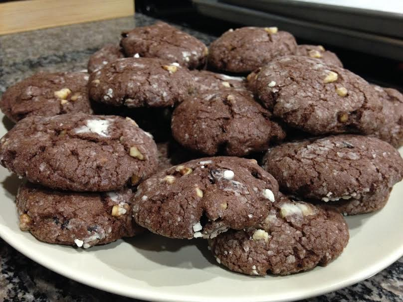 Recipe: Cake Mix Black Forest Cookies – Recipes & Food ...