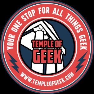Temple of Geek Logo